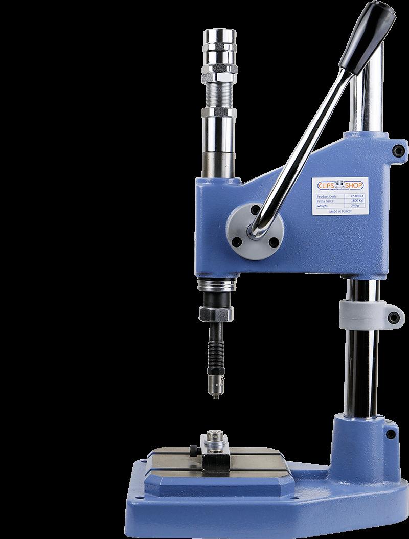 Stroking Hand Press CSTON-1